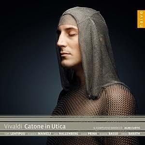 Vivaldi: Catone in Utica / Il Complesso Barocco, Curtis