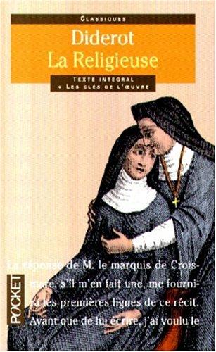 La Religieuse par Denis Diderot