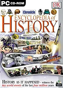 Chronicle Encyclopedia Of History