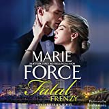 Front cover for the book Fatal Frenzy (The Fatal Series Book 9) by Marie Force