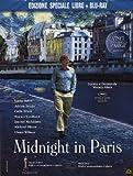 Midnight In Paris (Blu-Ray+Libro)