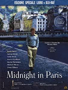 Midnight in Paris (edizione speciale) (+libro)
