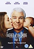 Father of the Bride Part II [Reino Unido] [DVD]