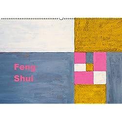 Feng Shui (Wandkalender 2019 DIN A2 quer): Feng Shui Farben für diverse Bereiche der Harmonie. (Monatskalender, 14 Seiten ) (CALVENDO Kunst)