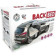 Colchón cama hinchable backbed para asientos traseros de coche