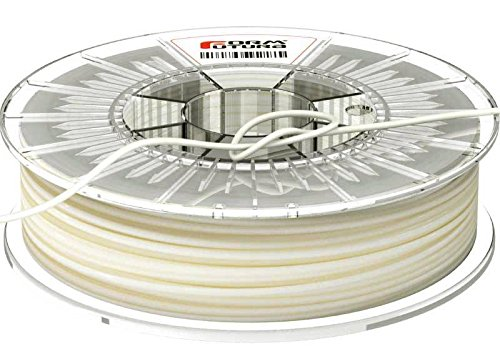 Formfutura TPE (Thermoplastic Elastomer) 3D Printer Filament, White (Pack of 1)