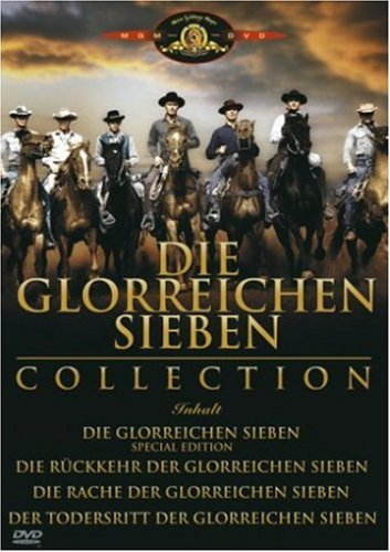 Die glorreichen Sieben - Collection [4 DVDs]