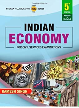 Indian Economy, 5th edition by [Singh, Ramesh]