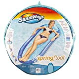 Swimways 6045237 Spring Float Materassino Amaca Galleggiante, Colori Assortiti