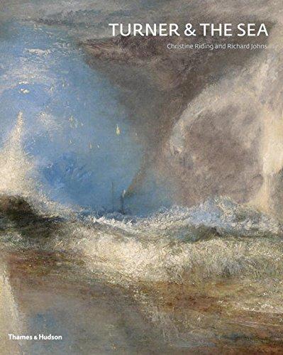 Turner & the Sea por Christine Riding