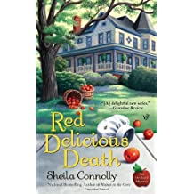 Red Delicious Death (An Orchard Mystery) by Sheila Connolly (2010-03-02)