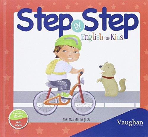 STEP BY STEP FOR KIDS par MOODY/LANTHOR