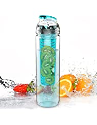 AVOIN colorlife 800ml Tritan Bouteille à infusion-Multiple choix de couleurs-Sans BPA