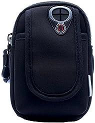 Bazaar Extérieur sac de bras de sport étanche sac de Voyage pochette sac de téléphone vélo de remise en forme en cours d'exécution
