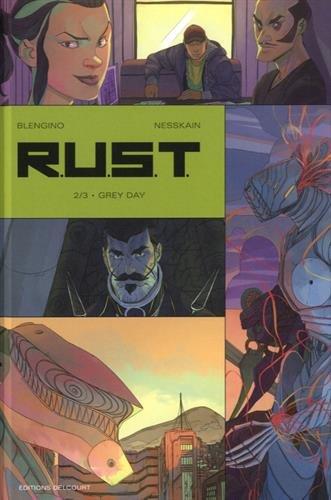 Rust T02 Grey Day