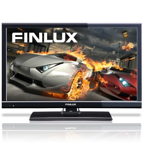 Finlux 22F6072 22-inch Widescreen Full-HD 1080p LED TV with Built-In Freeview and PVR