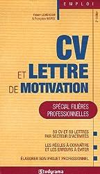 CV et lettre de motivation : Spécial filières professionnelles