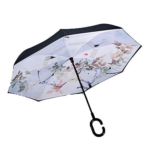 EVERAIE Paraguas Recto