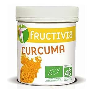 Curcuma bio en poudre Pot 500g