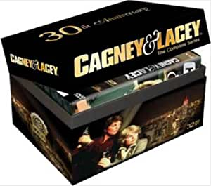 Cagney & Lacey: Complete Series [Import anglais]