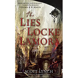 The Lies of Locke Lamora (Gentleman Bastards, Band 1)
