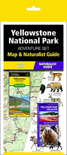 Yellowstone National Park Adventure Set Waterford Park