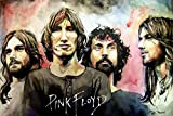 #9: Athah Designs Pink Floyd Fine Quality Wall Poster