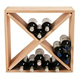 Wine Enthusiast 24 Bottle Compact Cellar...