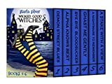 Wicked Good Witches Books 1-6 Box Set (Wicked Good Witches Bundles Book 1) (English Edition)
