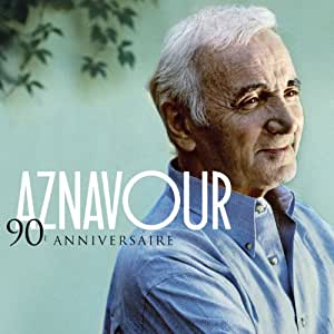 C.AZNAVOUR-90E ANNIV BEST OF4