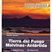 Tierra Del Fuego-Malvinas-Antartida