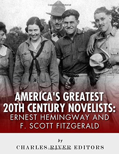 compare f scott fitzgerald and ernest hemingway style of writing