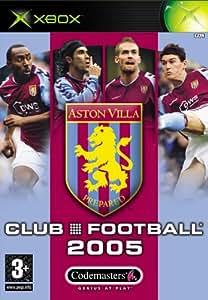 Club Football: Aston Villa 2005 (Xbox)