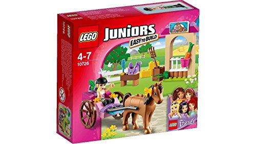 LEGO-10726-Juniors-Stephanies-Horse-Carriage-Construction-Set
