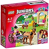 LEGO - 10726 - Juniors  - Jeu de Construction - La Calèche de Stéphanie