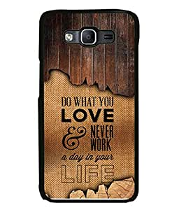 PrintVisa Designer Back Case Cover for Samsung Galaxy E5 (2015) :: Samsung Galaxy E5 Duos :: Samsung Galaxy E5 E500F E500H E500Hq E500M E500F/Ds E500H/Ds E500M/Ds (Love Lovely Attitude Men Man Manly)