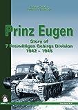 Prinz Eugen: The Story of 7 Freiwilligen Gebirgs Division 1942-1945 (MMP: Green)