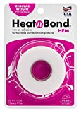 Therm-o-Web Hem - Cinta termoadhesiva (9,5 x 9,1 mm, Fuerza Normal)