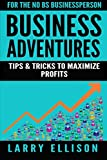 Business Adventures: Tips and Tricks to Maximize Profits: Volume 2