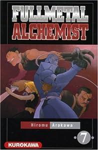 Fullmetal Alchemist Edition simple Tome 7