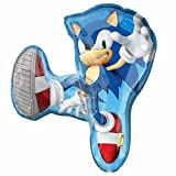 Amscan International 3534501 Sonic - Globos de Papel de Aluminio para erizos