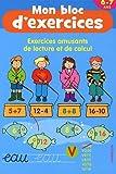 Telecharger Livres Exercices amusants de lecture et de calcul 6 7 ans (PDF,EPUB,MOBI) gratuits en Francaise