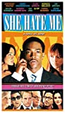 She Hate Me [VHS] [Import USA]