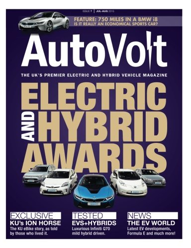 Autovolt Jul-Aug 2015: The Electric & Hybrid Vehicle Magazine: Volume 7 por Autovolt Magazine
