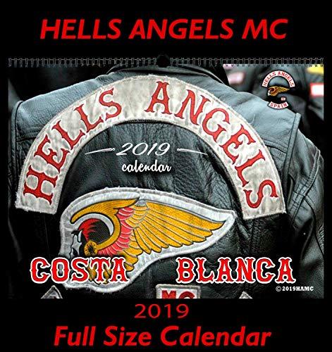 Preisvergleich Produktbild Hells Angels WorldWide Support Store/Big Red Machine World - Hells Angels Support 81 Calendar Limited Edition 2019 Big Red Machine