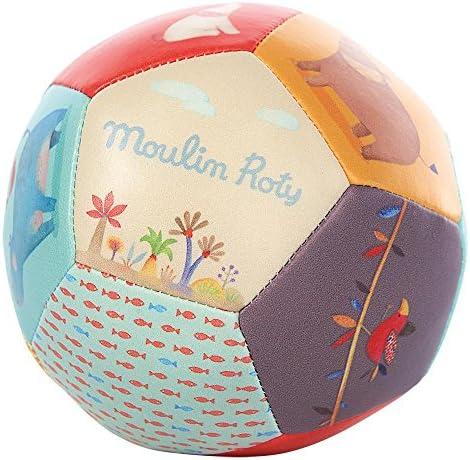 Moulin Roty - Balle souple Les Papoum - AUTRE | Produits De Qualité