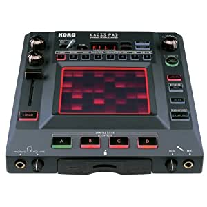 KORG KAOSS PAD 3 Dynamic FX Processor with Onboard Sampler