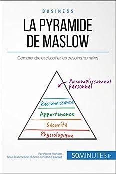 La pyramide de Maslow: Comprendre et classifier les besoins humains (Gestion & Marketing ( nouvelle édition ) t. 9)