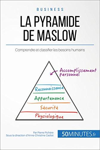 La pyramide de Maslow: Comprendre et classifier les besoins humains (Gestion & Marketing ( nouvelle édition ) t. 9) par Pierre Pichère