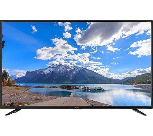 SHARP LC-40UI7552K 40 inch Smart 4K Ultra HD HDR LED TV with Freeview HD and Built-in WiFi [Energy Class A] (Renewed)